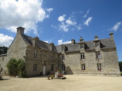 Le château de Kermenguy