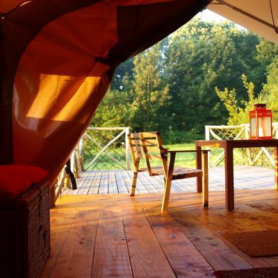 Tente Safari Lodge VICTORIA