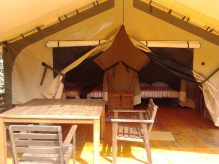 Tente Safari Lodge VICTORIA
