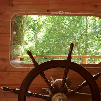 Tree house Vigie