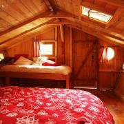 Cabane STELLA dans les bois