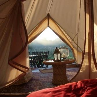 Tente SAHARIENNE